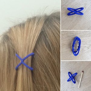 Try out lane hair clip